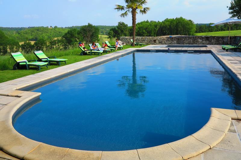 Zwembad  Vakantiehuis 28762 Monpazier