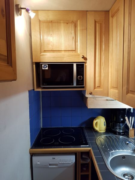 Gesloten keuken  Appartement 3085 Tignes
