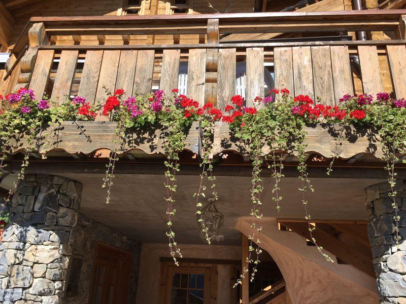 Het aanzicht van de woning  Chalet 31596 La Plagne