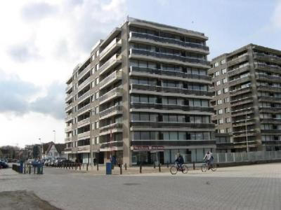 Het aanzicht van de woning  Appartement 32142 De Panne