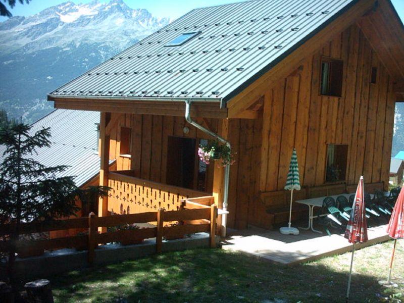 Tuin  Chalet 3290 Valfréjus
