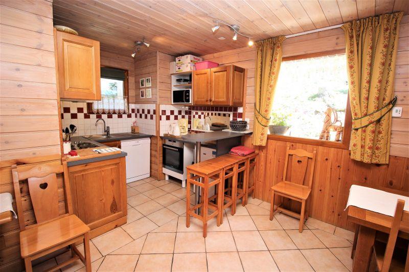Open keuken  Chalet 3290 Valfréjus