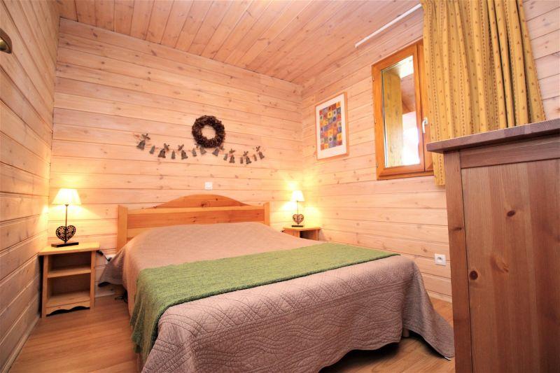 slaapkamer 1  Chalet 3290 Valfréjus