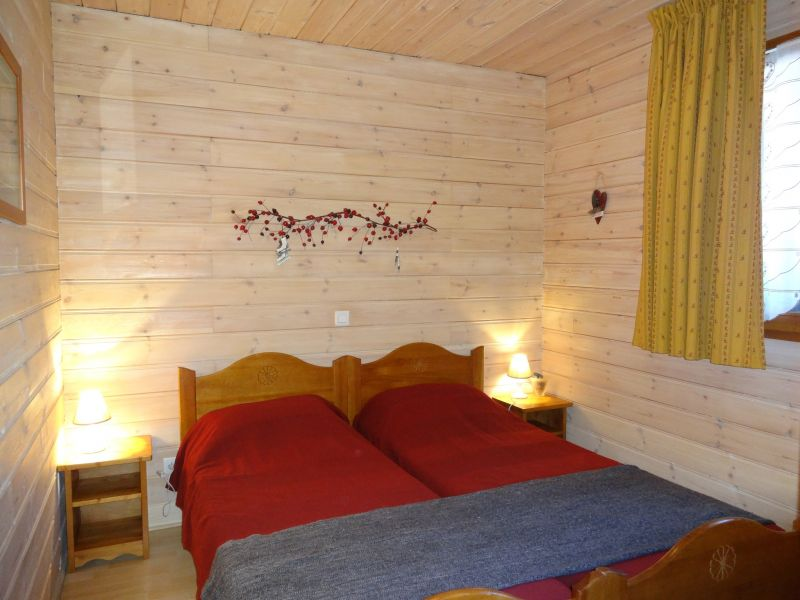 slaapkamer 1  Chalet 3291 Valfréjus