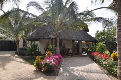 Uitzicht vanaf de woning  Villa 33970 Malindi