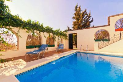 Zwembad  Appartement 34855 V�lez M�laga