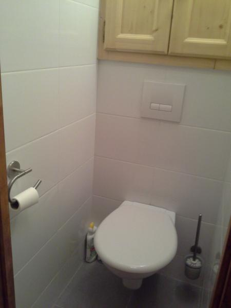 Apart toilet  Appartement 3527 Val Thorens