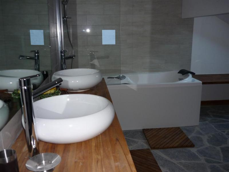badkamer  Chalet 37760 La Plagne