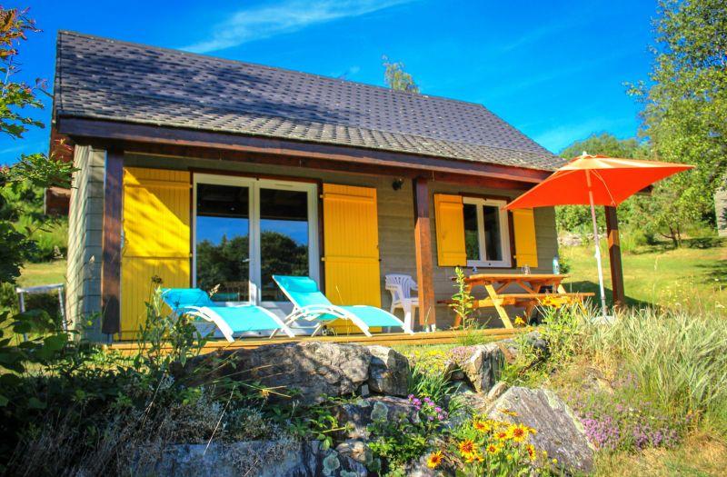 Het aanzicht van de woning  Chalet 3790 Besse - Super Besse