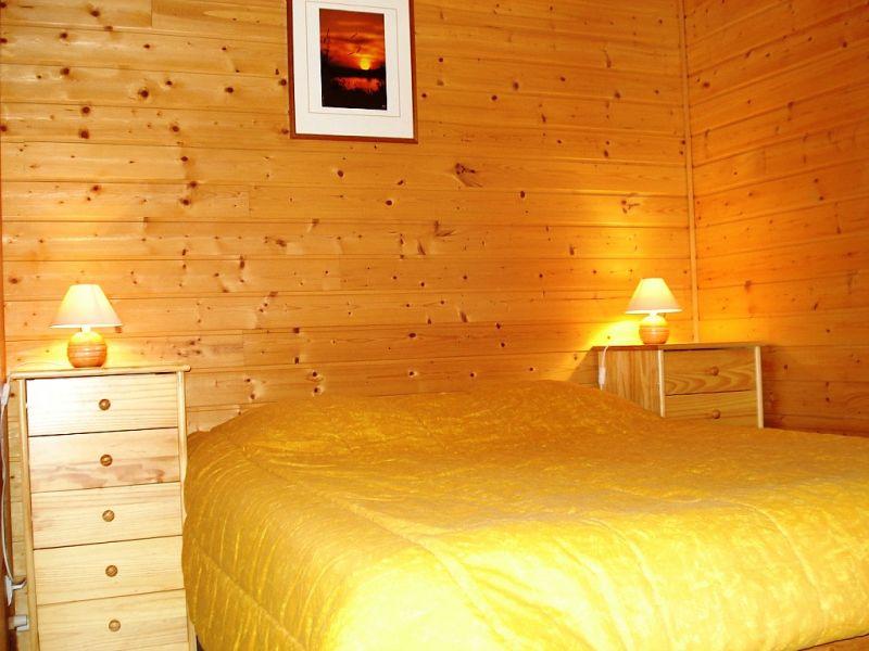 slaapkamer 1  Chalet 3790 Besse - Super Besse