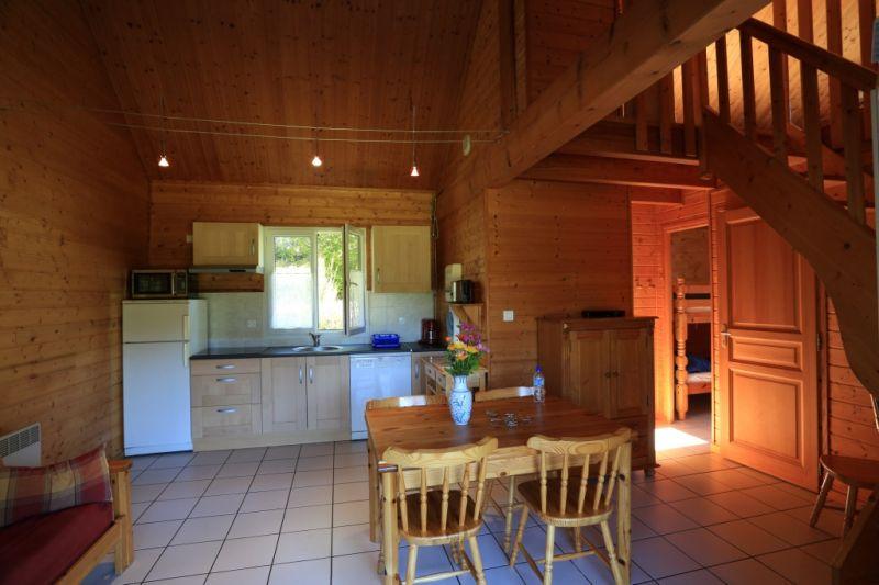 Keukenhoek  Chalet 3790 Besse - Super Besse