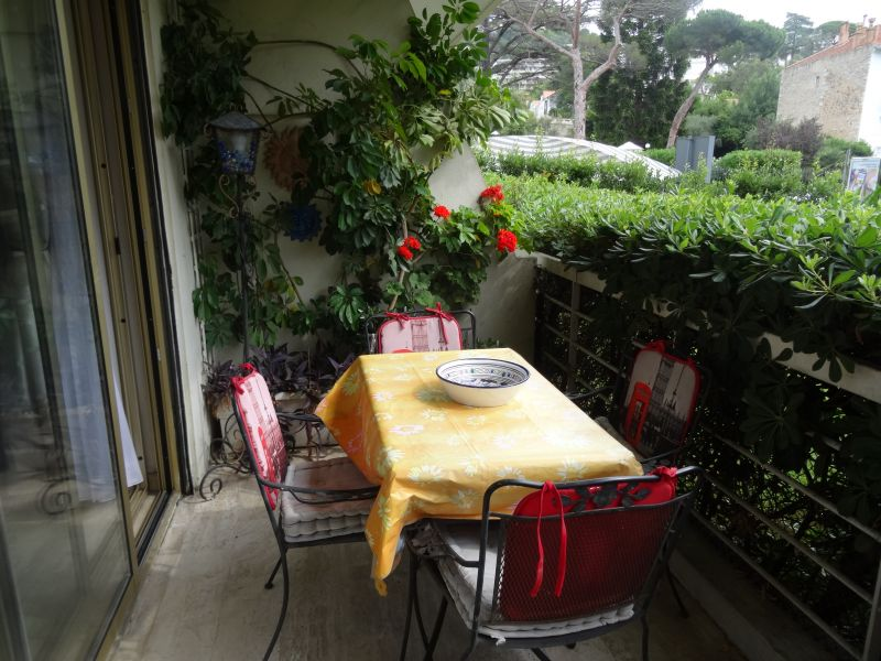 Uitzicht vanaf het balkon  Appartement 39310 Cannes
