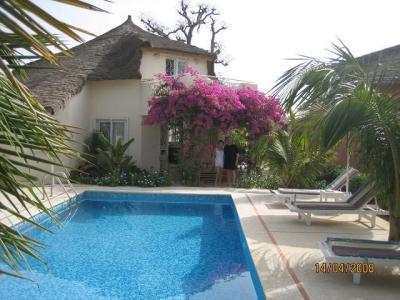 Zwembad  Villa 40814 Saly