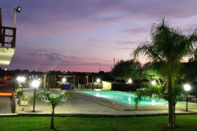 Zwembad  Appartement 41447 Avola