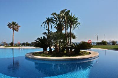 Zwembad  Appartement 42108 Marbella
