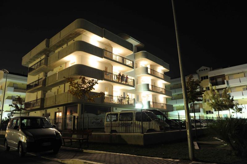 Uitzicht vanaf de woning  Appartement 42623 Tortoreto
