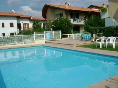 Zwembad  Appartement 42959 Lazise