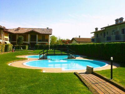 Zwembad  Appartement 46323 San Felice del Benaco