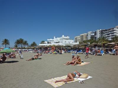 Het aanzicht van de woning  Appartement 47714 Marbella