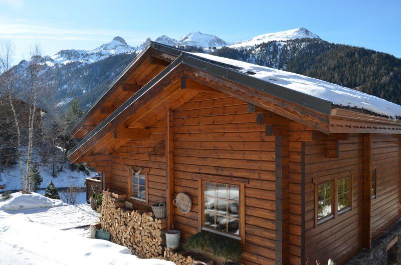 Het aanzicht van de woning  Chalet 49981 Valfréjus