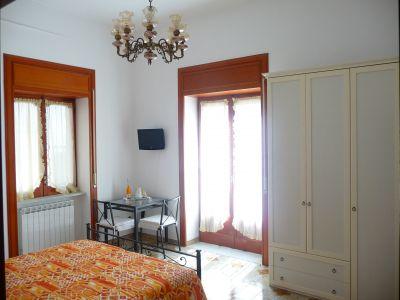 slaapkamer 1  Appartement 50446 Amalfi