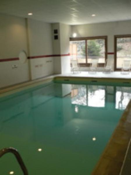 Zwembad  Studio 51116 Méribel