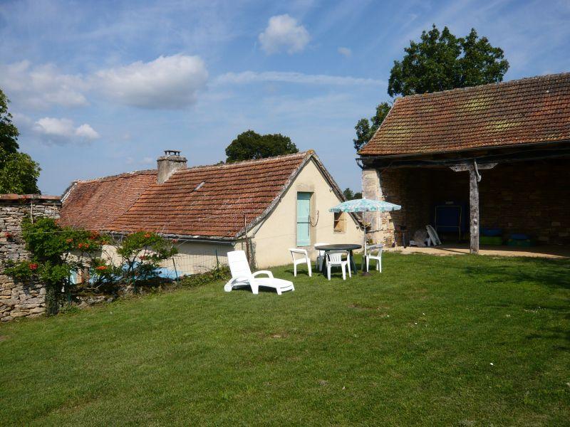 Parkeerplaats  Vakantiehuis 51135 Saint-Cirq-Lapopie