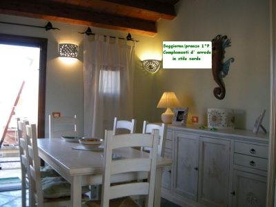 Eetkamer  Villa 53549 Arzachena