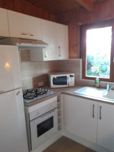 Open keuken  Vakantiehuis 5408 Menton