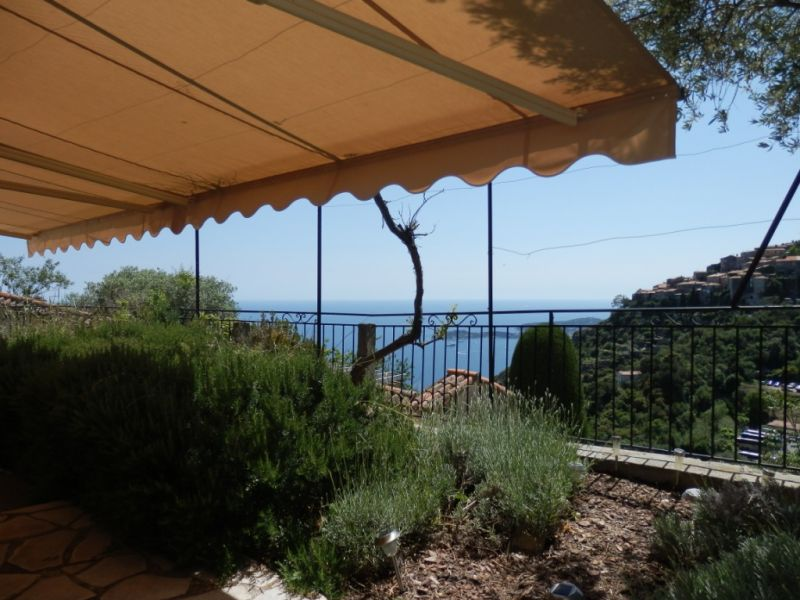Uitzicht vanaf het terras  Villa 5424 Monaco