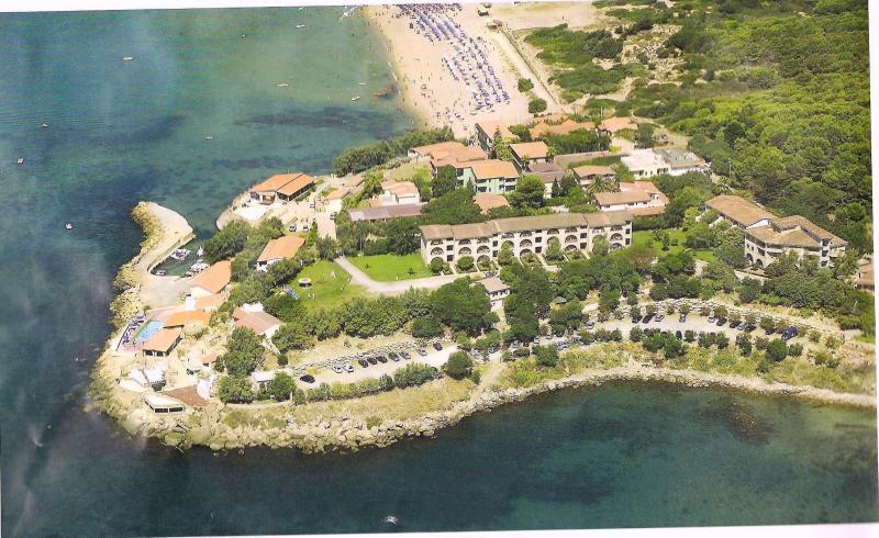Uitzicht vanaf de woning  Appartement 54877 Isola di Capo Rizzuto