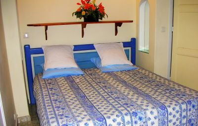 slaapkamer  Appartement 5501 Cannes