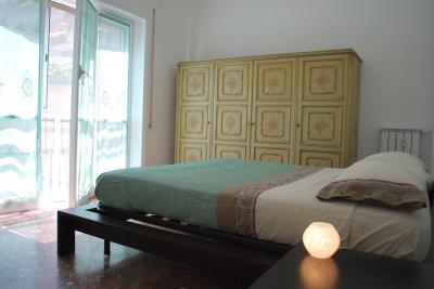 slaapkamer 1  Appartement 55218 Rome
