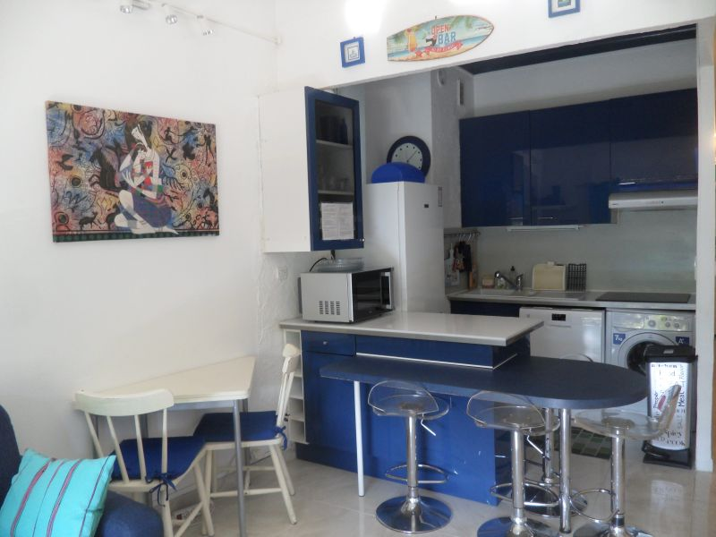 Open keuken  Appartement 5542 Cannes