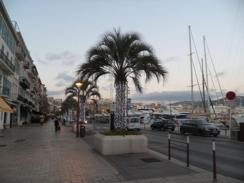Zicht op de omgeving  Appartement 5542 Cannes