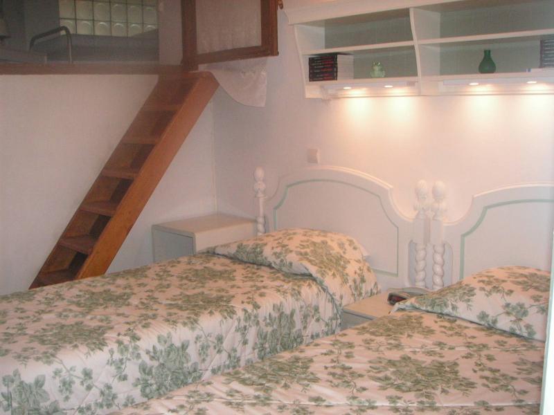 slaapkamer 1  Appartement 5542 Cannes
