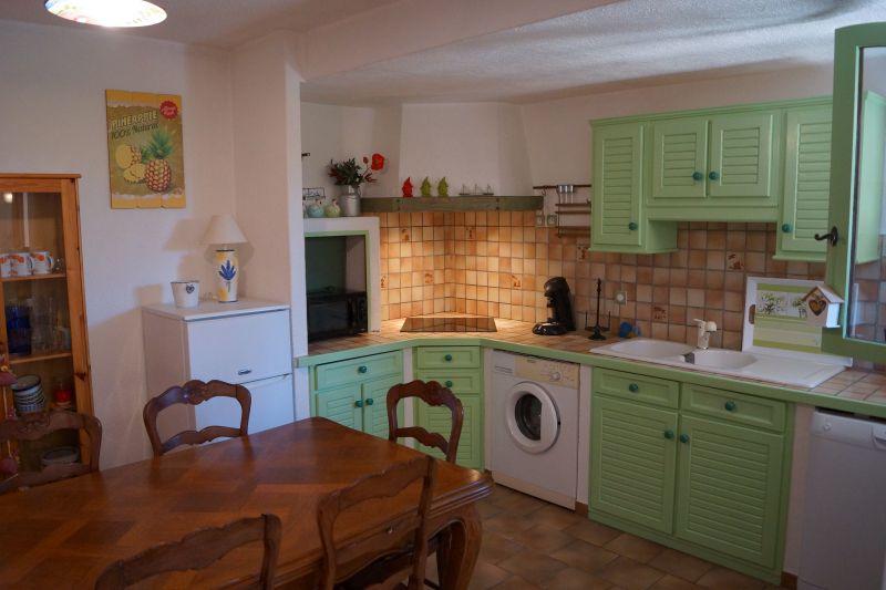 Gesloten keuken  Vakantiehuis 56131 Grasse