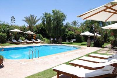 Zwembad  Villa 56259 Marrakech