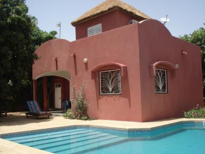 Zwembad  Villa 56518 Saly