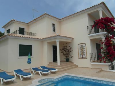 Ingang  Villa 57069 Albufeira