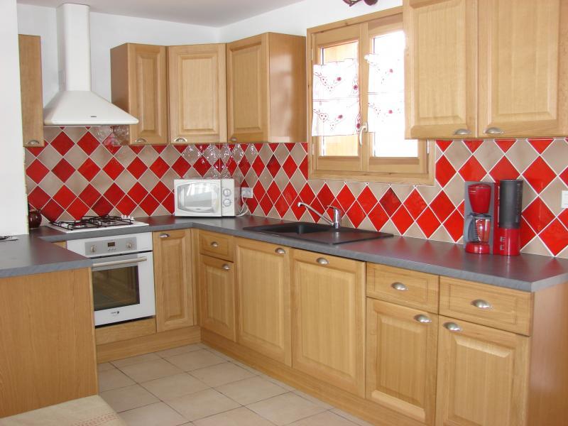 Open keuken  Chalet 57805 Montgenevre
