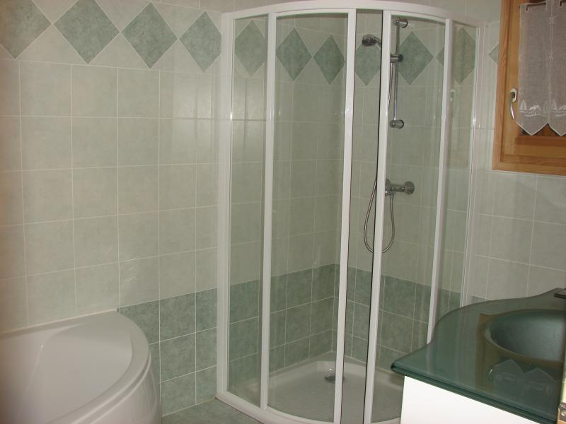 badkamer  Chalet 57805 Montgenevre