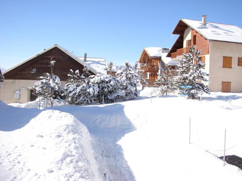 Het aanzicht van de woning  Chalet 57805 Montgenevre