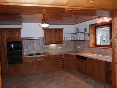 Open keuken  Appartement 58002 Val Cenis