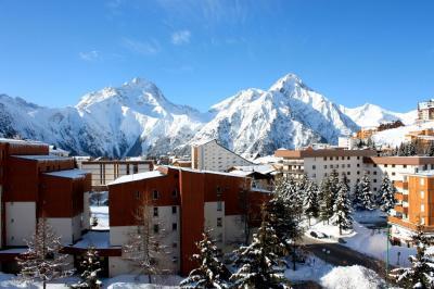 Uitzicht vanaf het balkon  Appartement 58188 Les 2 Alpes