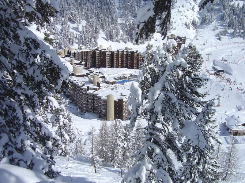Het aanzicht van de woning  Appartement 58207 La Plagne