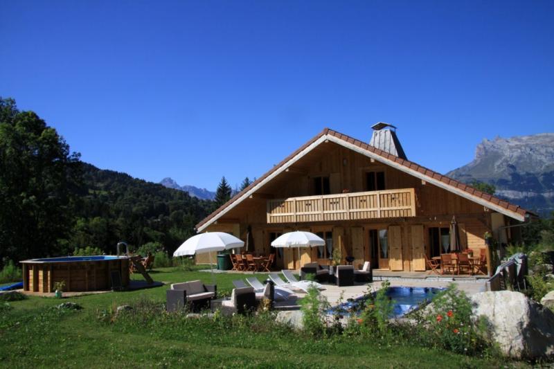 Het aanzicht van de woning  Appartement 59034 Saint Gervais Mont-Blanc