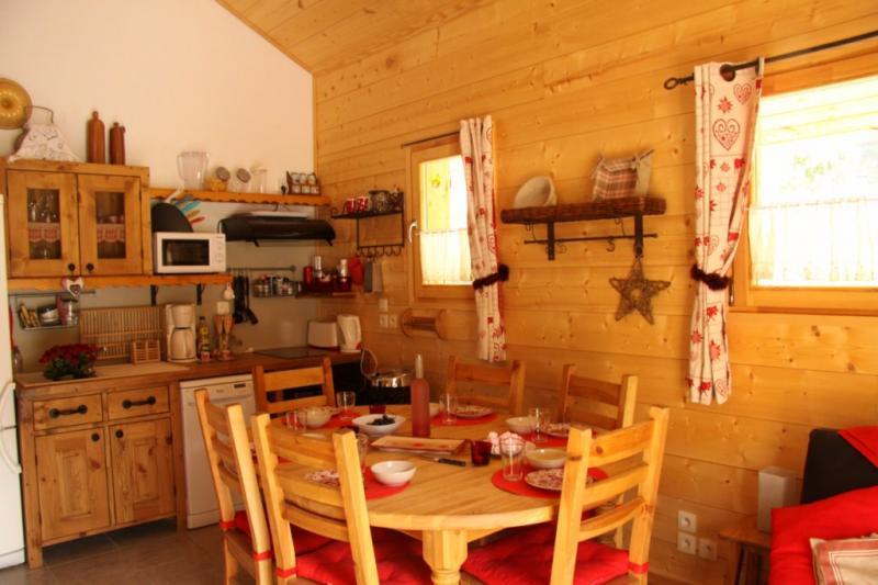 Open keuken  Appartement 59034 Saint Gervais Mont-Blanc