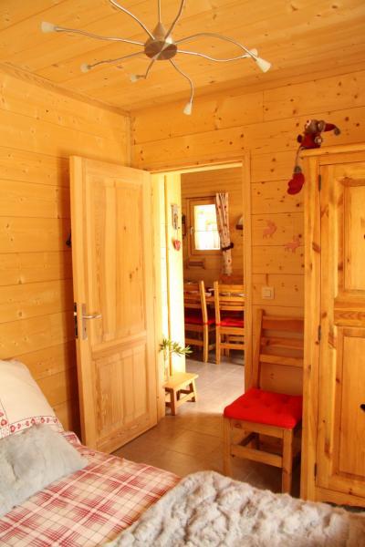 slaapkamer 1  Appartement 59034 Saint Gervais Mont-Blanc