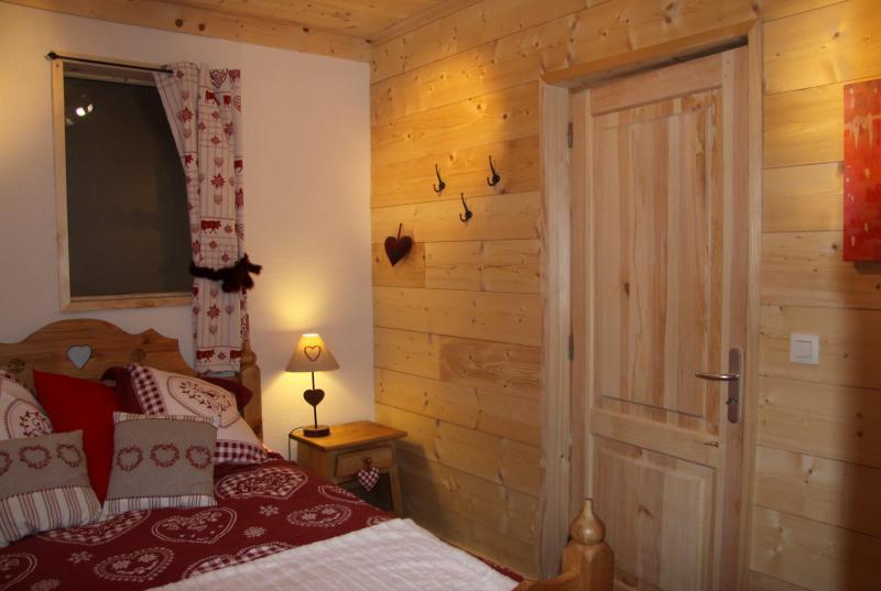 slaapkamer 2  Appartement 59034 Saint Gervais Mont-Blanc